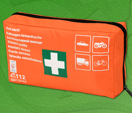 1. FIRST AID KITS FOR PASSENGER CARS AND LORRIES