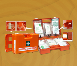2. FIRST AID KITS FOR 9 OR MORE PASSENGER VEHICLES